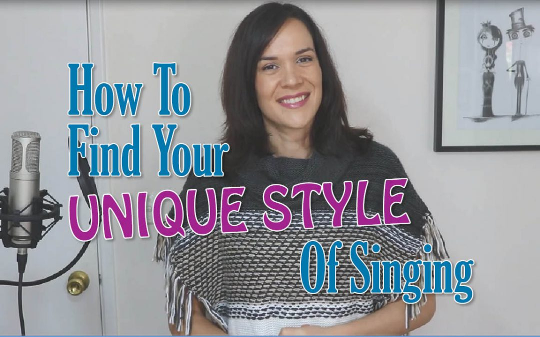 How To Find Your Unique Style Of Singing
