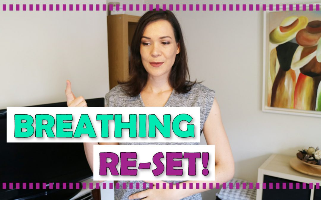 Breathing Reset Exercise