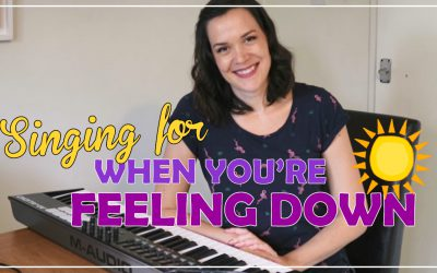 Feel Good Singing For When You Need A Pick-Me-Up