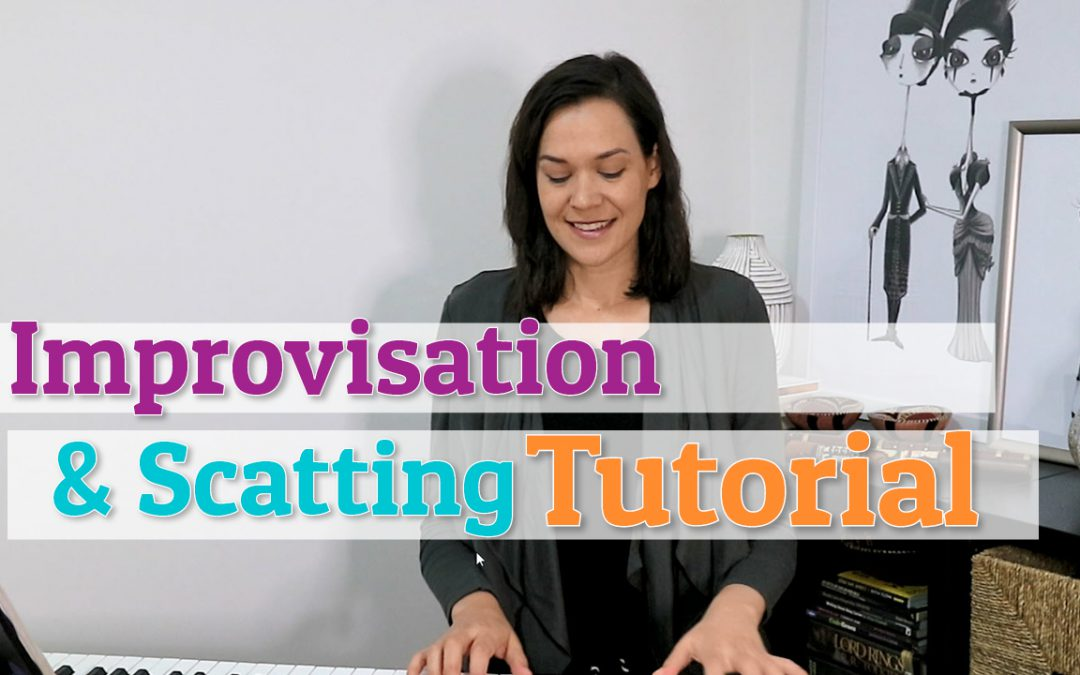 Jazz Improv/ Scatting Tutorial
