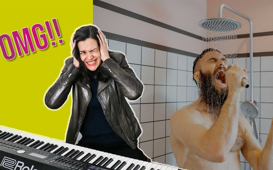 4 Worst Singing Habits EVER!